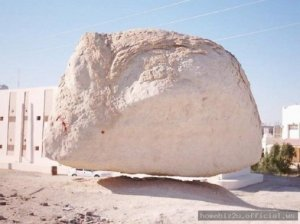 Batu Melayang Miracle