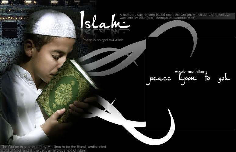 wallpaper cinta islam. Cinta Islam