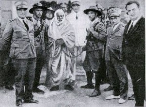 Omar Al Mokhtar, Lion On The Desert