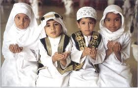 Child In Pray
