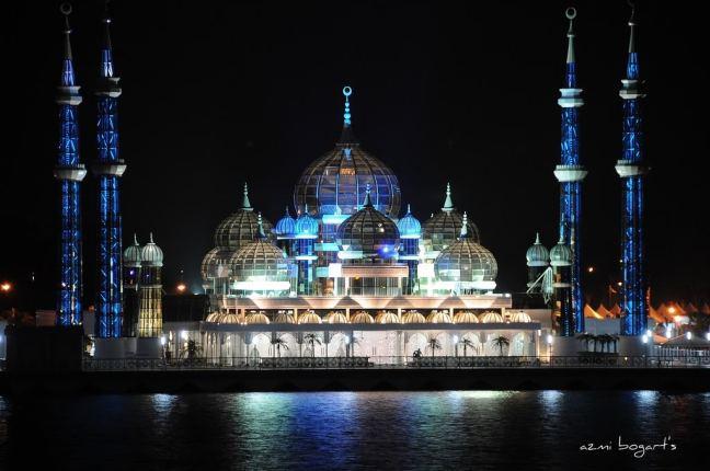 Masjid-Kristal