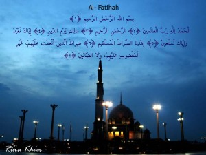 https://tausyah.wordpress.com/Al-Fatihah