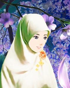 http://tausyah.wordpress.com/al-Muslimah