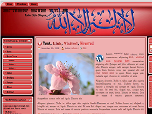https://tausyah.wordpress.com/Islamic_Red_Wordpress_Template