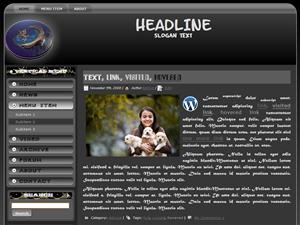 Monnstar Islamic Wordpress Theme