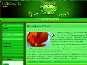 https://tausyah.wordpress.com/Islam In Green