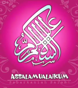 https://tausyah.wordpress.com/Assalamu 'alaikum